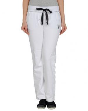 Тренировочные брюки VIRTUS PALESTRE. Цвет: белый