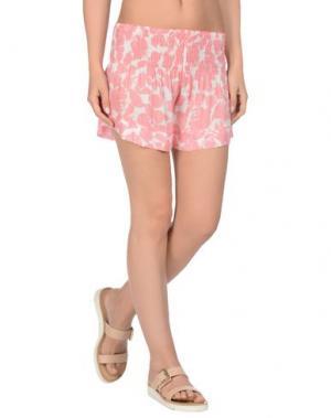 Пляжные брюки и шорты MISS BIKINI. Цвет: светло-фиолетовый