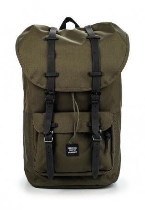 Рюкзак Herschel Supply Co. Цвет: зеленый