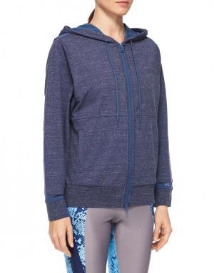 Спортивная куртка Adidas X Stella McCartney. Цвет: синий