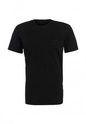 Комплект футболок 2 шт. Boss. Цвет: черный