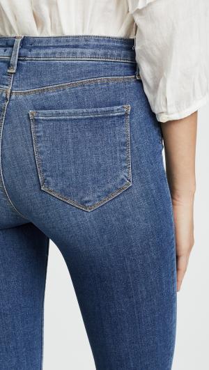 LAGENCE Margot High Rise Jeans L'AGENCE