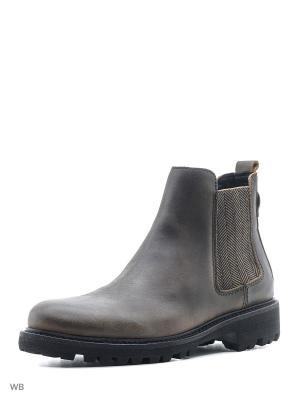 Ботинки Tommy Hilfiger. Цвет: серо-зеленый