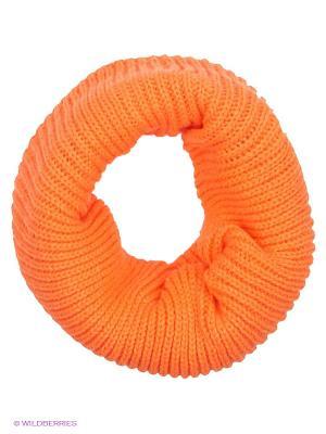 Снуд Ensis. Цвет: оранжевый