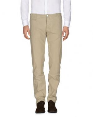 Повседневные брюки AVIO. Цвет: бежевый