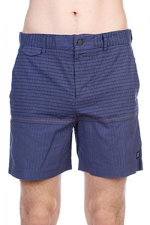 Пляжные мужские шорты  Vector Rain Walkshort Black Out Blue Insight. Цвет: синий