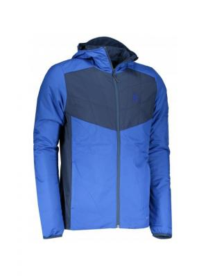 Куртка DRIFTER MID HOODIE M Surf The W/Dress Bl SALOMON. Цвет: синий