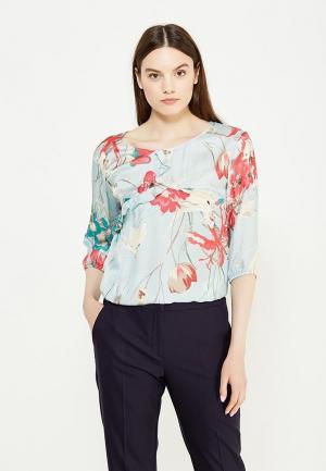 Блуза Max&Co. Цвет: голубой