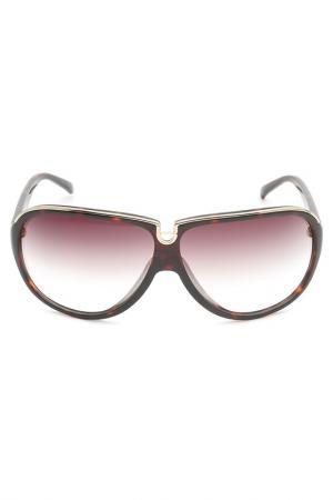 Очки солнцезащитные Byblos. Цвет: 03 коричневый