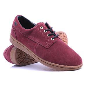 Кеды кроссовки низкие  Radius Marron Es. Цвет: красный