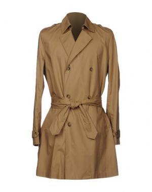 Легкое пальто ..,BEAUCOUP. Цвет: песочный