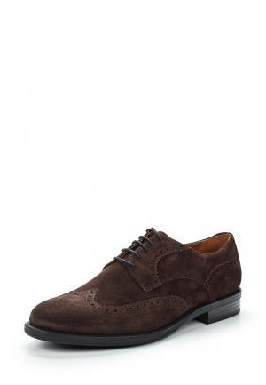 Туфли Vagabond. Цвет: коричневый