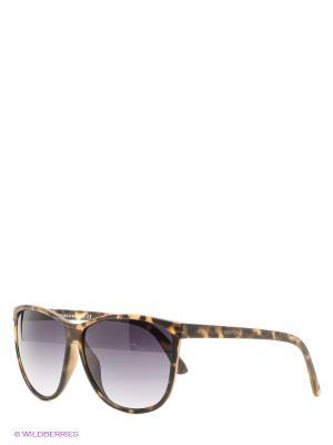 Солнцезащитные очки United Colors of Benetton. Цвет: коричневый