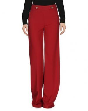 Повседневные брюки H2O ITALIA. Цвет: пурпурный