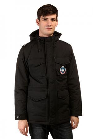 Куртка зимняя  M65 Black Anteater. Цвет: черный