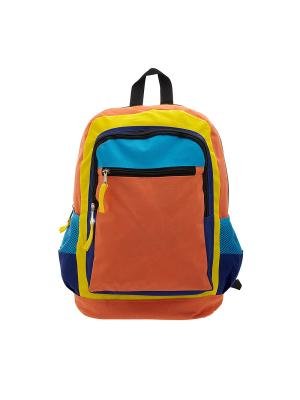 Рюкзак 3D Bags. Цвет: оранжевый