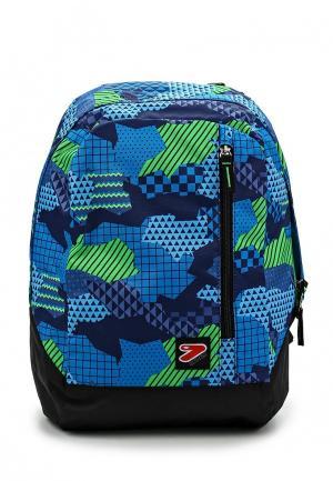 Рюкзак Seven. Цвет: голубой