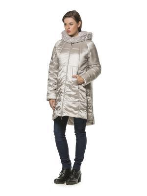 Пальто HELMIDGE. Цвет: светло-серый, серебристый