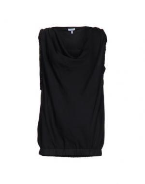 Топ без рукавов M!A F. Цвет: черный