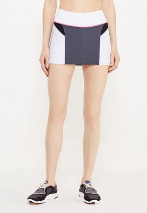 Юбка-шорты Dali. Цвет: серый