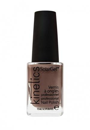 Лак для ногтей Kinetics. Цвет: коричневый
