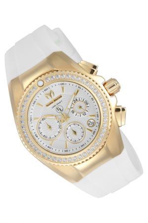 Watch TechnoMarine. Цвет: gold, white