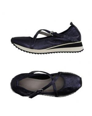 Туфли PRETTY NANÃ. Цвет: темно-синий