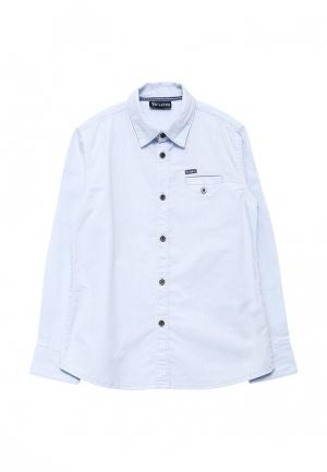 Рубашка Brums. Цвет: голубой