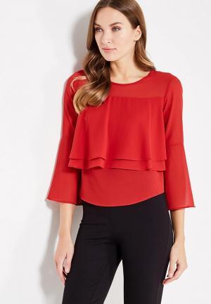 Блуза Motivi. Цвет: красный