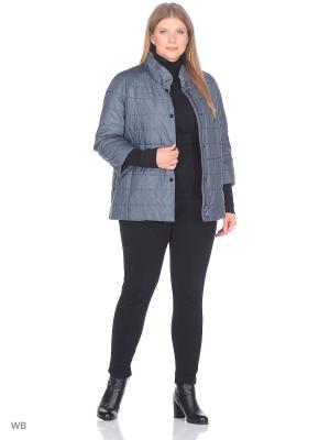 Куртка Vlasta. Цвет: темно-зеленый