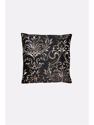 Подушка декоративная KONONO. Цвет: черный