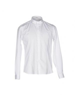 Pубашка OFFICINA 36. Цвет: белый
