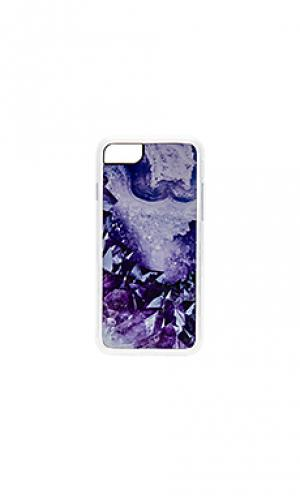 Чехол для iphone 6/7 healer ZERO GRAVITY. Цвет: фиолетовый