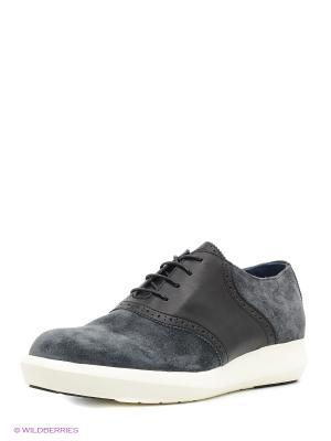 Ботинки UNITED NUDE. Цвет: серый, черный