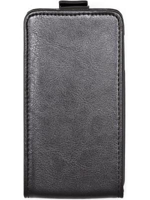 Флип-чехол skinBOX  для Lenovo A706.. Цвет: черный