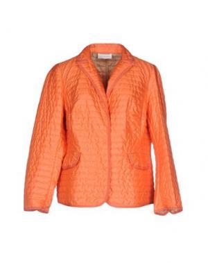 Куртка CALALUNA. Цвет: оранжевый