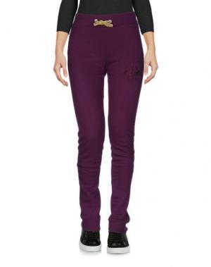 Повседневные брюки BEVERLY HILLS POLO CLUB. Цвет: пурпурный