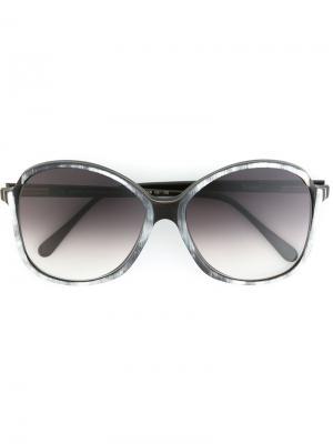 Солнцезащитные очки Ann Ralph Vaessen. Цвет: чёрный