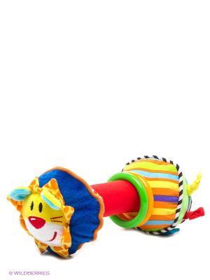 Погремушка S-S. Цвет: желтый, красный, синий