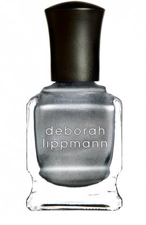 Лак для ногтей Take the A train Deborah Lippmann. Цвет: бесцветный