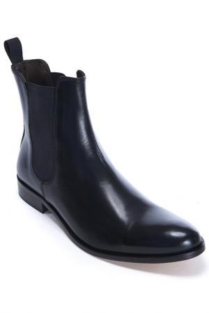 Ботинки Del Re. Цвет: черный