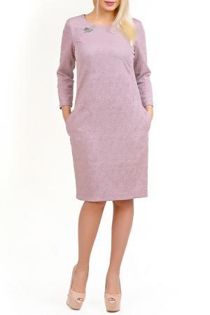 Платье Иванна LESYA. Цвет: мультицвет