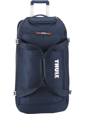 Дорожная сумка на колесах Thule Crossover 87л. Цвет: темно-синий