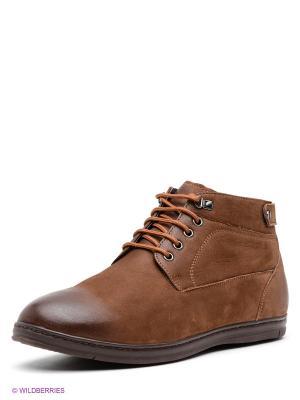 Ботинки Barcelo Biagi. Цвет: коричневый