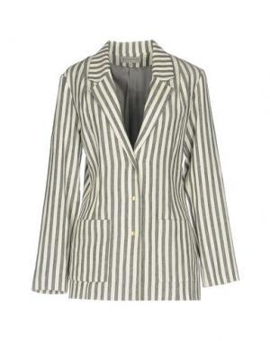Пиджак HEIMSTONE. Цвет: свинцово-серый