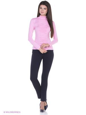 Водолазка Magwear. Цвет: розовый