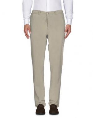 Повседневные брюки CHARAPA. Цвет: бежевый