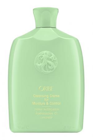 Очищающий крем для увлажнения и контроля волос «Источник красоты», 200ml Oribe. Цвет: зеленый