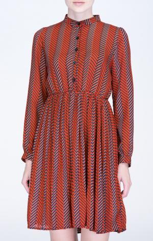 Платье Оранжевое Trends Brands