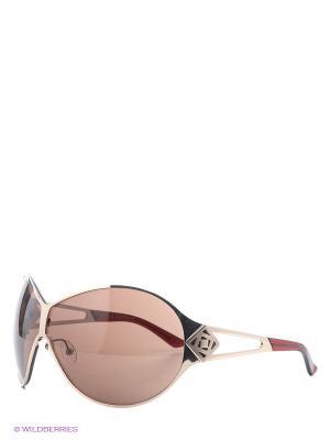 Солнцезащитные очки IS 11-066 01 Enni Marco. Цвет: коричневый